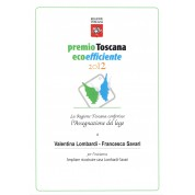 toscana ecoefficiente 2012